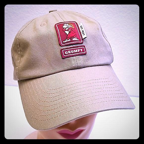 Disney Other - Walt Disney world Grumpy Dwarf baseball cap hat 3ff99cf6595f